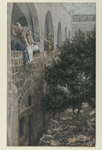 Tissot. Rise Of A Star 09. The Massacre of the Innocents. James Tissot.